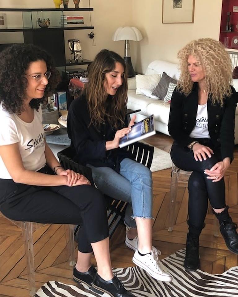 Entrevue Nathalie Lefevre - 3